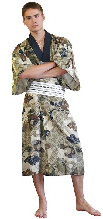 Традиционная японская одежда